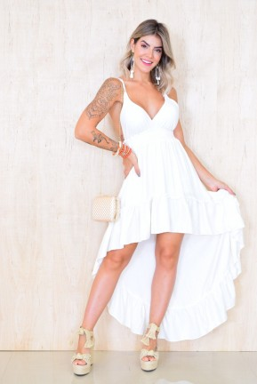 VESTIDO SUMMER - OFF  WHITE